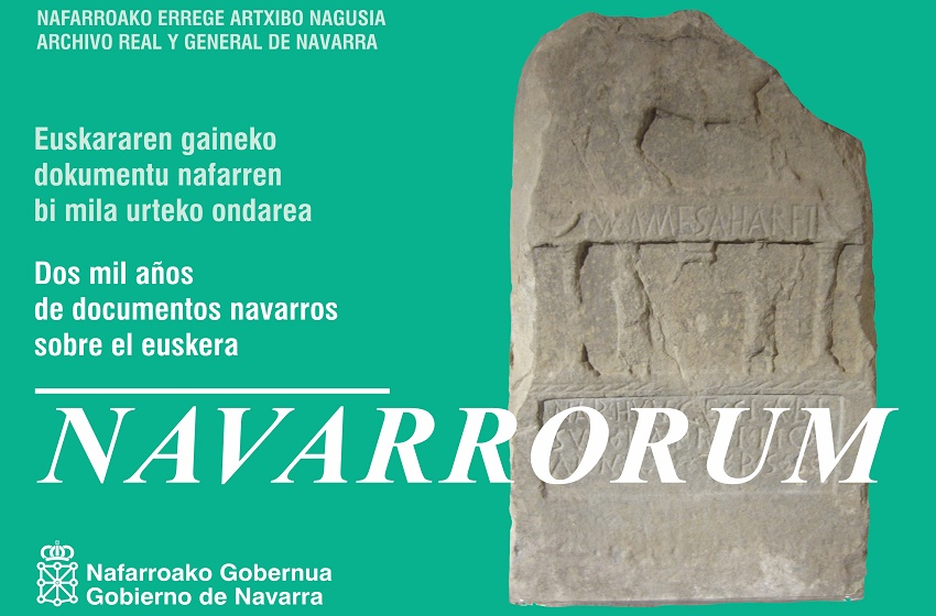 Afiche de 'Navarrorum''