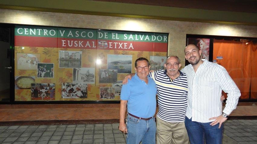 Centro Vasco El Salvador