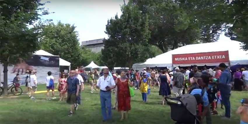 Smithsonian Folk Festival 2016