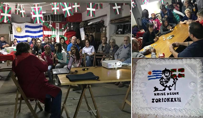 30º aniversario del Centro Haize Hegoa