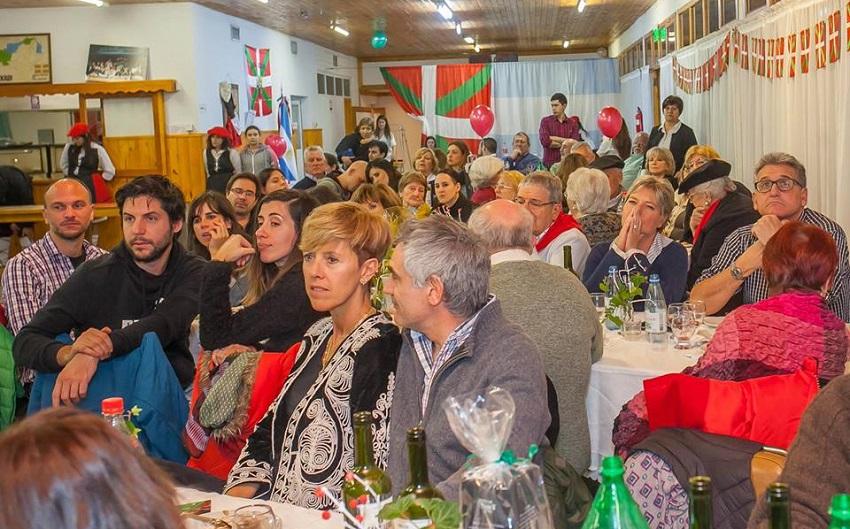 37º aniversario del Centro Mendiko Euzko Etxea