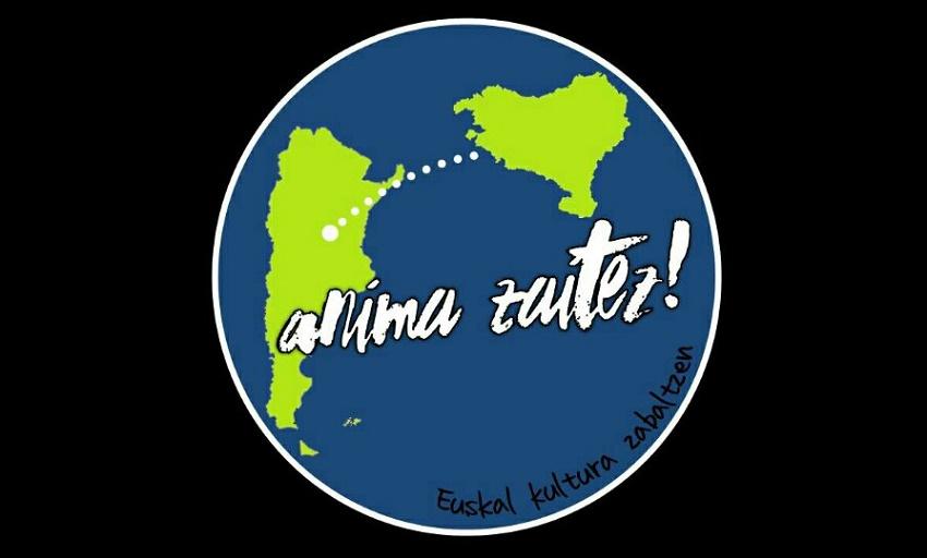 'Anima Zaitez!' programaren logoa