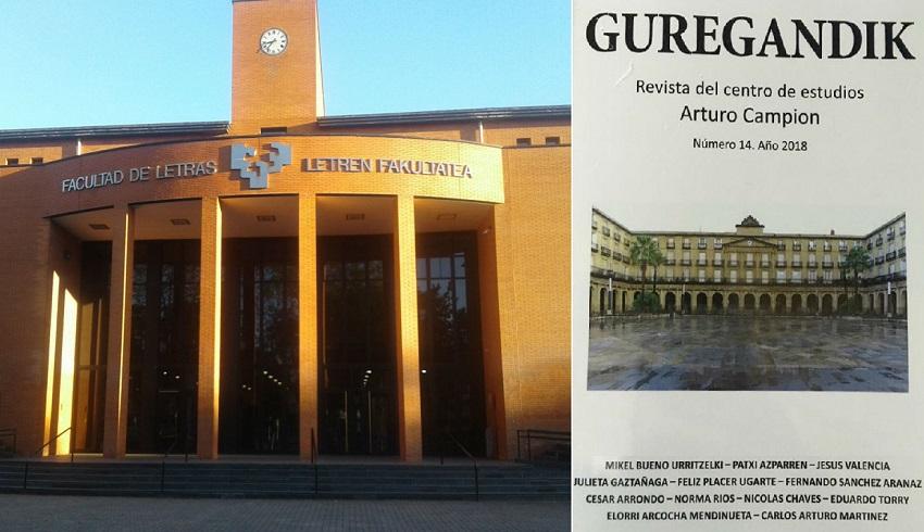 'Guregandik' aldizkariaren 14. zenbakia Euskal Herrira iritsi da