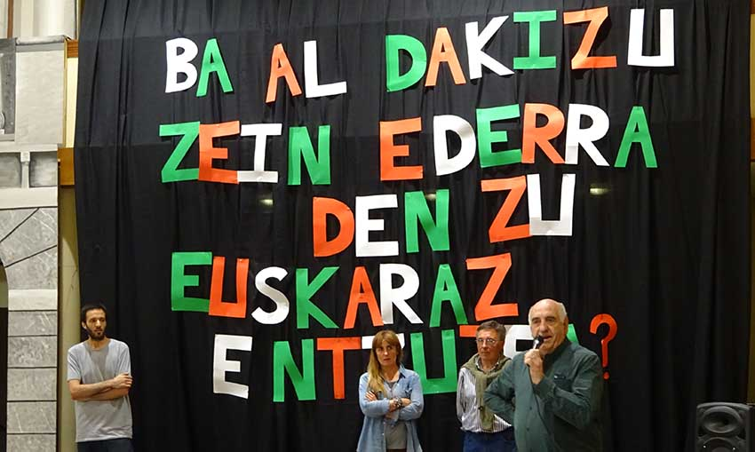 Basque Week 2016