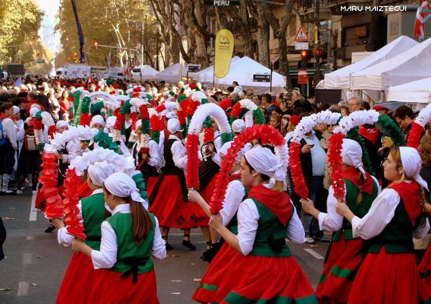 2015eko Buenos Airesek Euskal Herria ospagai