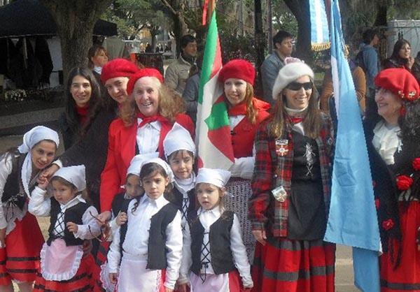 Aurrera Basque Club