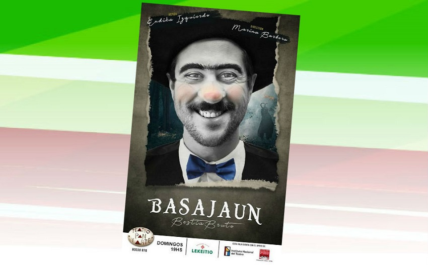 """Basajaun"" debuts on Sunday April 15th in Buenos Aires"
