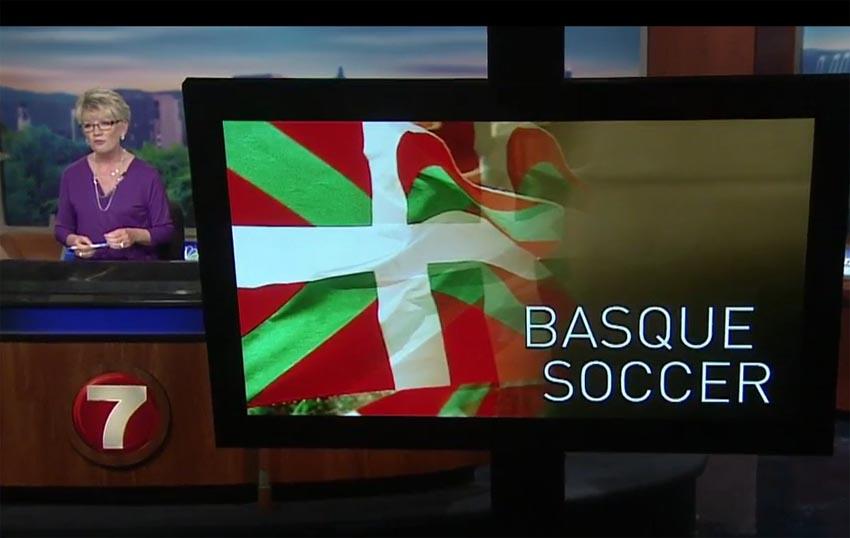 Euskal futbol partida