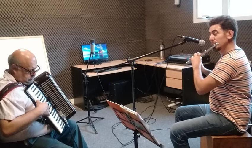 Fabian Maya Lora y Julián Robles son parte de 'Bihotzetik'