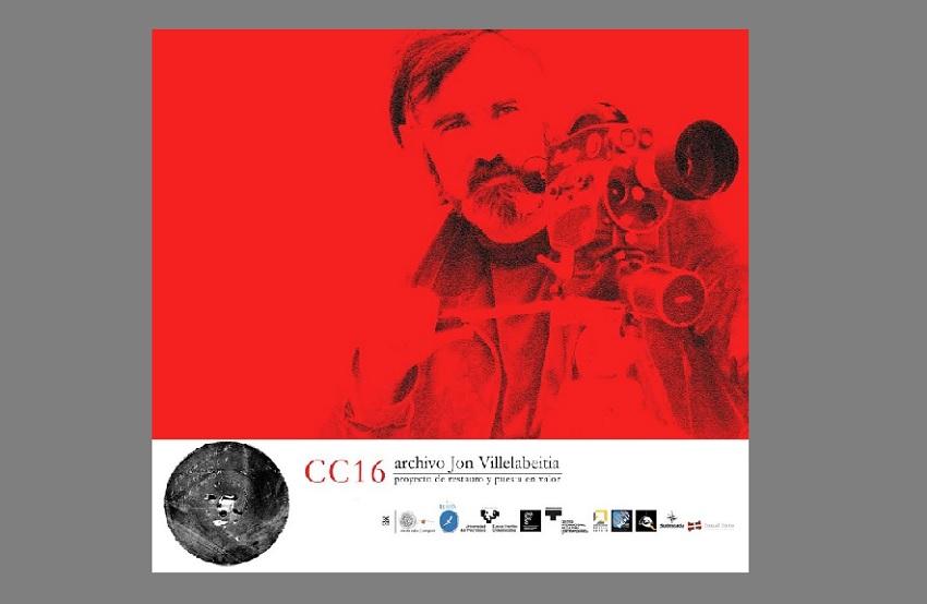 'CC16-Jon Villelabeitiaren artxiboa' proiektua