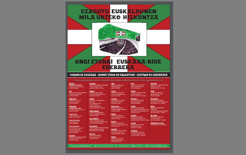 Clases de euskera 2016