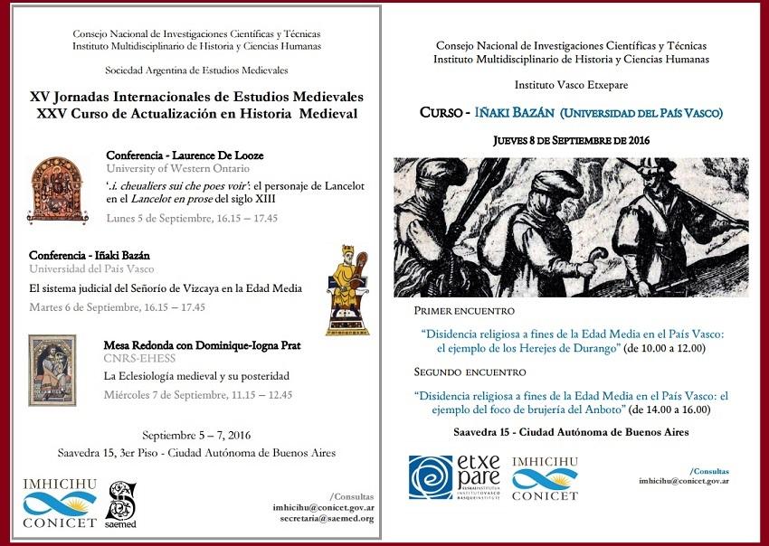 Acuerdo entre CONICET y el Instituto Vasco Etxepare