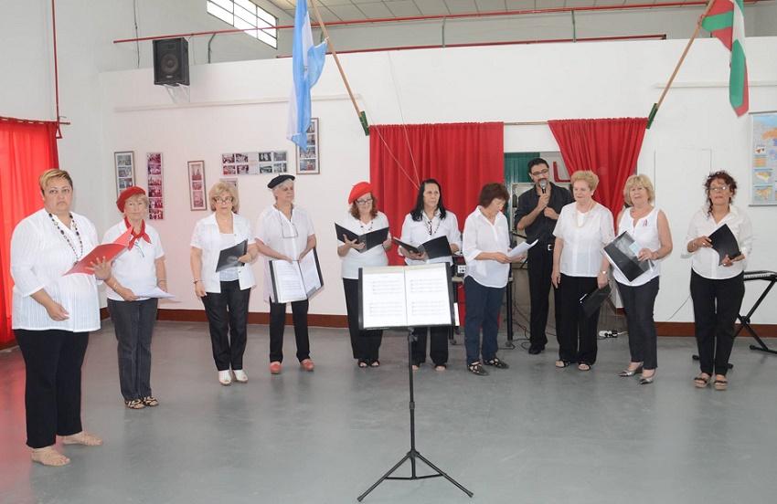 'Zelaiko Euskal Etxea' Choir