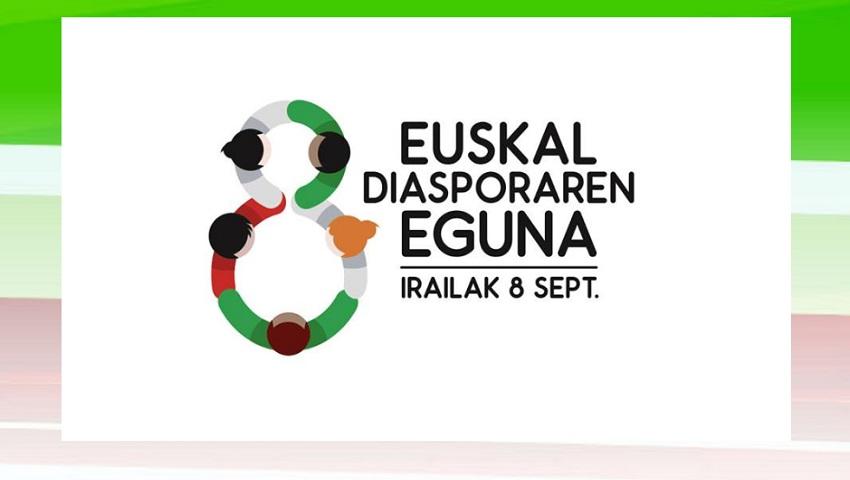 Diasporaren Eguneko logoa