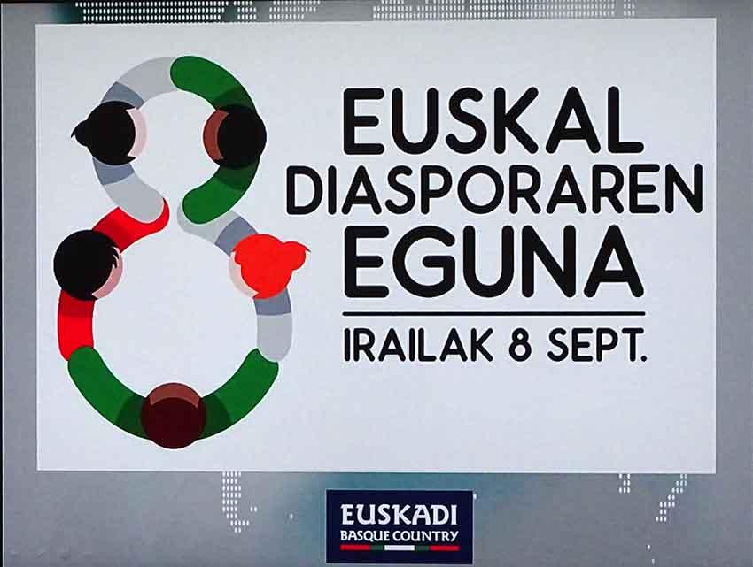Euskal Diaspora Eguna 2018