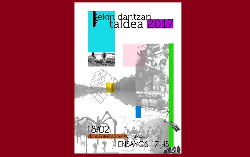 Temporada 2017 de Ekin Dantzari Taldea