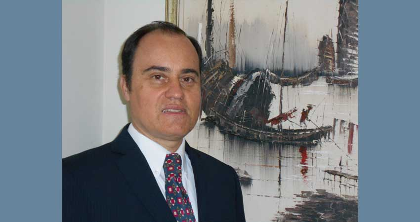 Basque-Uruguayan Lawyer, historian and genealogist Enrique Yarza Rovira