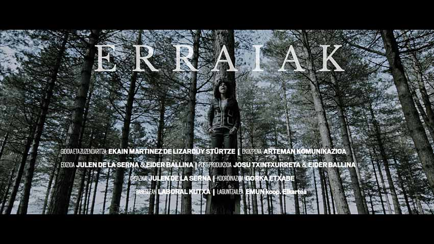 Documental Erraiak