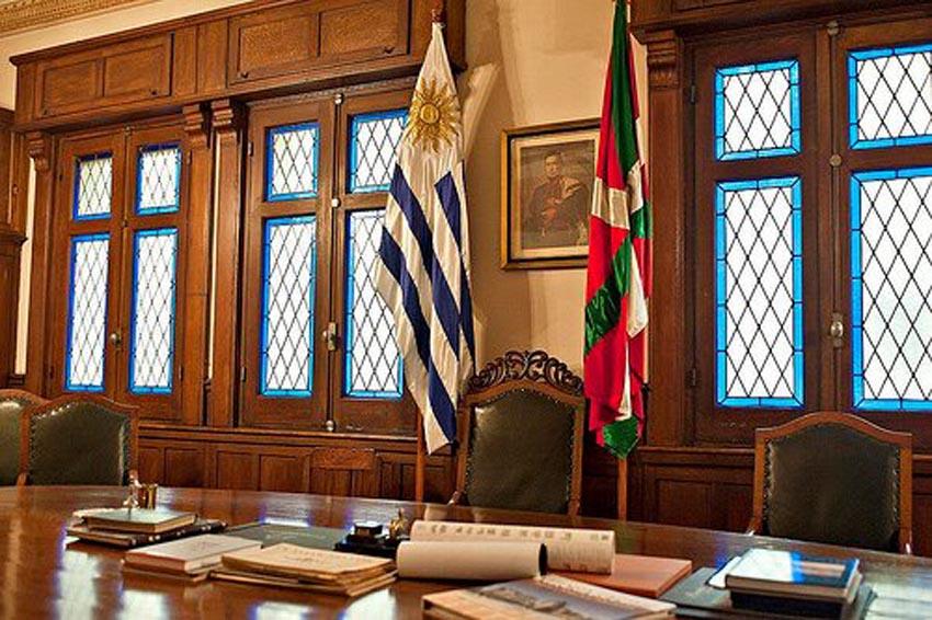 Confraternidad Vasca Euskal Erria de Montevideo