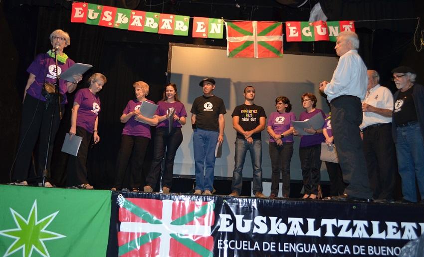 'Euskaltzaleak' Abesbatza