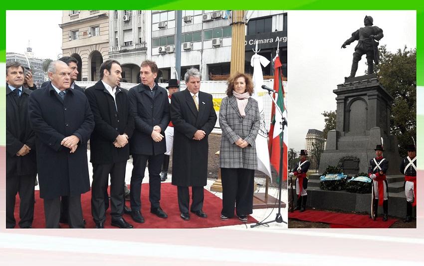 438º aniversario de la fundación de Buenos Aires