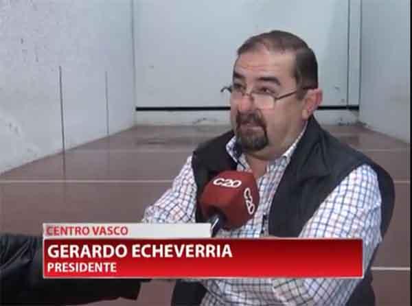 Gerardo Echeverria Villa Maria
