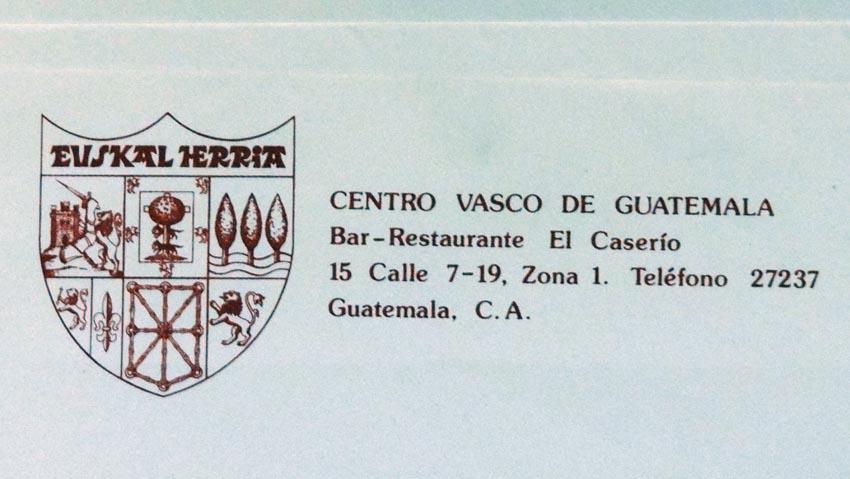 Guatemalako Euskal Etxea