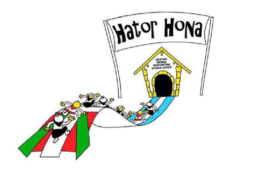 Logo del programa Hator Hona