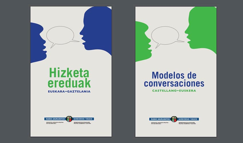 Basque conversation models book