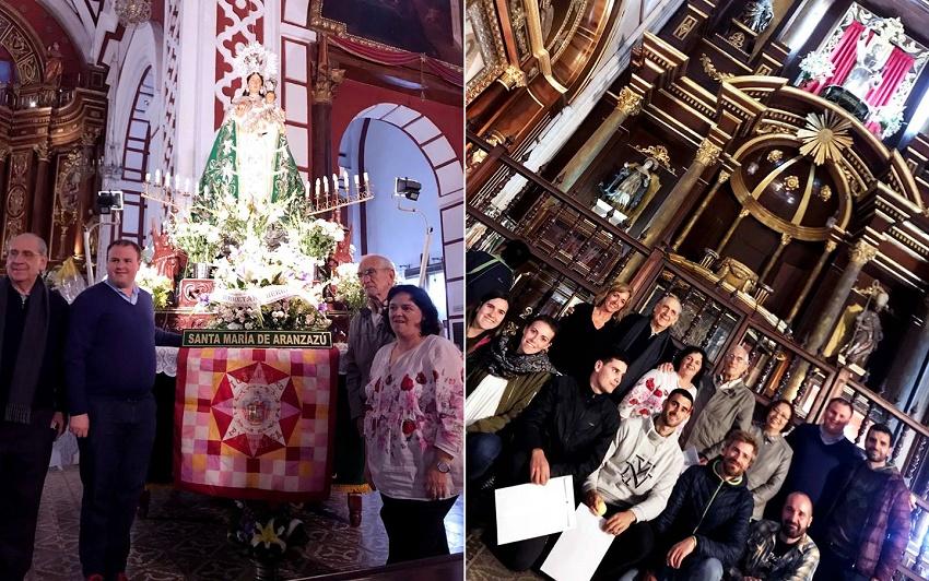 Homenaje realizado en Lima a Juan de Orobiogoitia y Aguirre