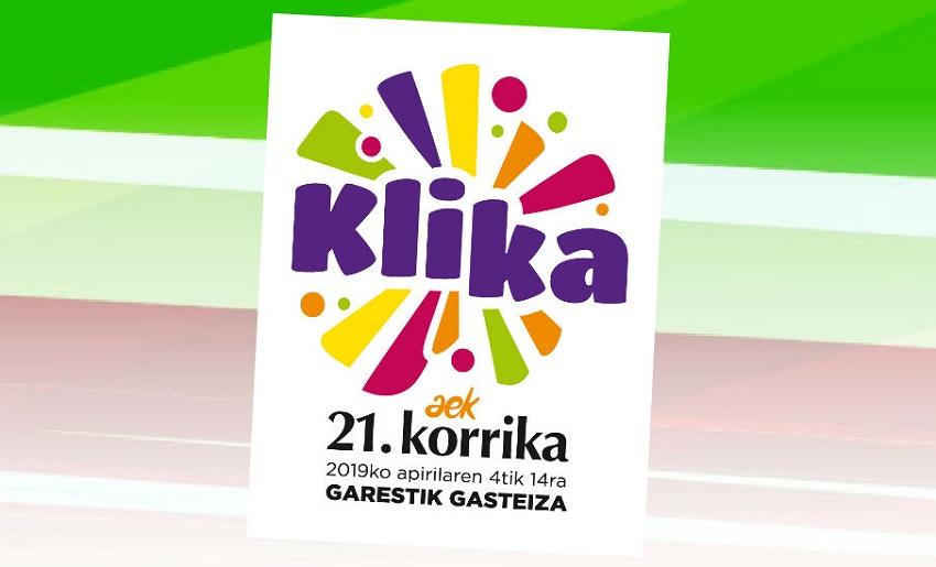 21. Korrikaren logoa