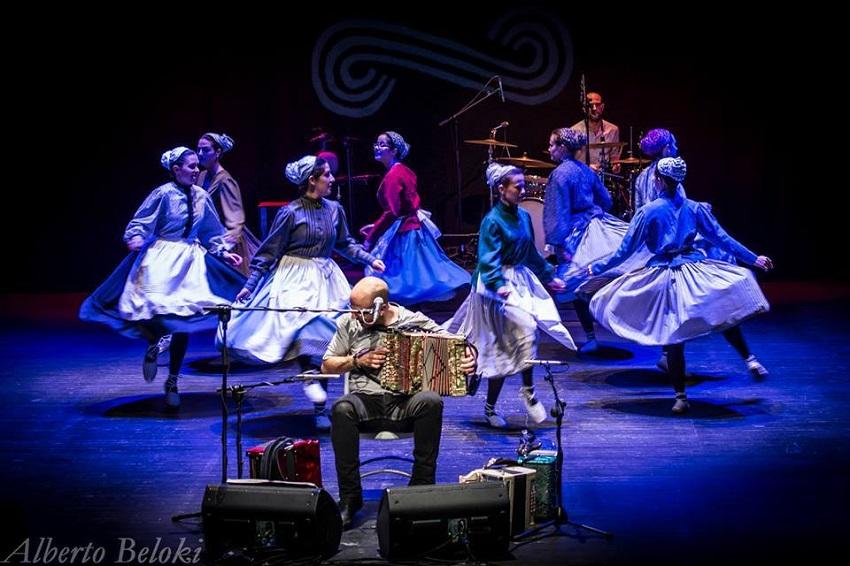 Grupo Korrontzi Folk