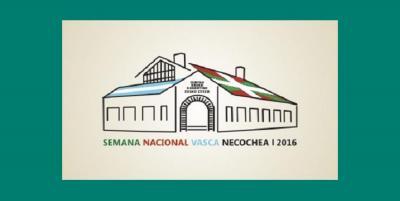 2016ko Necocheako Euskal Aste Nazionalaren logoa