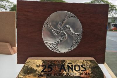 Uruguaiko Saltoko Euskaldunen Taldeak 25. urte beteko ditu