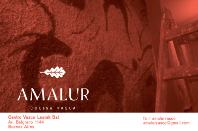 """Promotion for the upcoming opening of """"Amalur"""""""