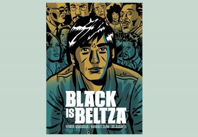 "Cover of ""Black is beltza"""