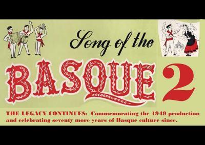 Boiseko euskaldunen historia eta bilakaera islatzen duen ikuskizuna eskainiko du igandean Song of the Basque 2k