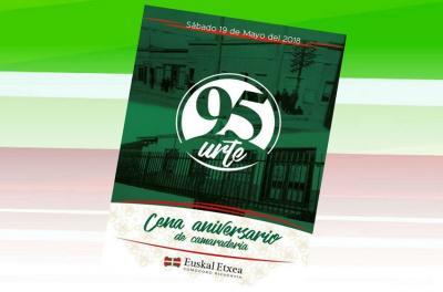 The Basque club in Comodoro Rivadavia will celebrate its 95th anniversary