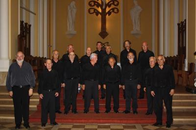 Gaztelupe Abesbatza donostiarra San Petersburgoko kontzertuan (argazkia Mikel Soro)