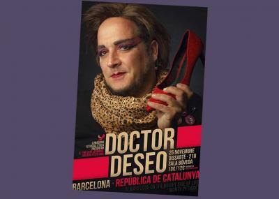 Datorren larunbatean Doctor Deseo talde bilbotar mitikoak EH Sonaren baitan ekainiko duen kontzertuko afixa