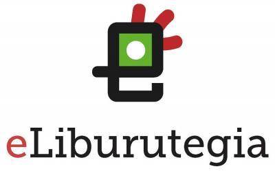 eLiburutegia-ren logotipoa