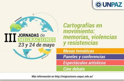 The discussion on the Basque community will be tomorrow at the heart of the 3rd conference on Migration at the UNPaz