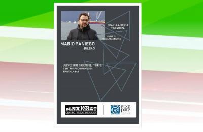 Mario Paniego en Mendoza