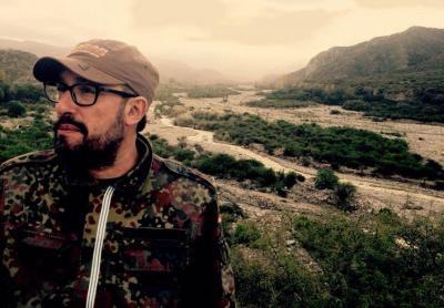 Martin Jauregui kazetari eta dokumentalista
