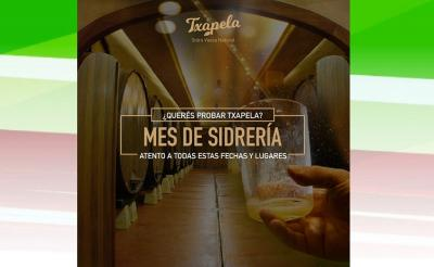 Cider Month in Argentina