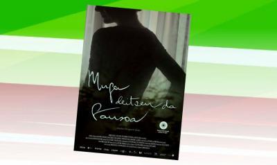 "Poster of the documentary ""Muga deitzen da pausoa"" (Step to the Limit)"