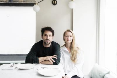 'Lurra' jatetxea sortu dute Londresen, aurretik bertan Donostia jatetxea zeukaten Nemanja Borjanović eta Melody Adam-ek