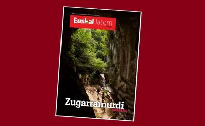 Euskal Jatorri aldizkariaren azala
