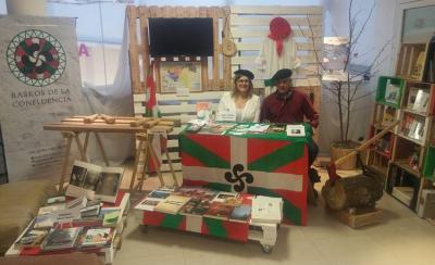 Baskos de la Confluencia Euskal Etxea Cipollettiko Liburu Azokan