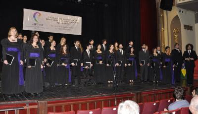 La Platako Tous Ensemble taldea (argazkia Aamcant bloga)